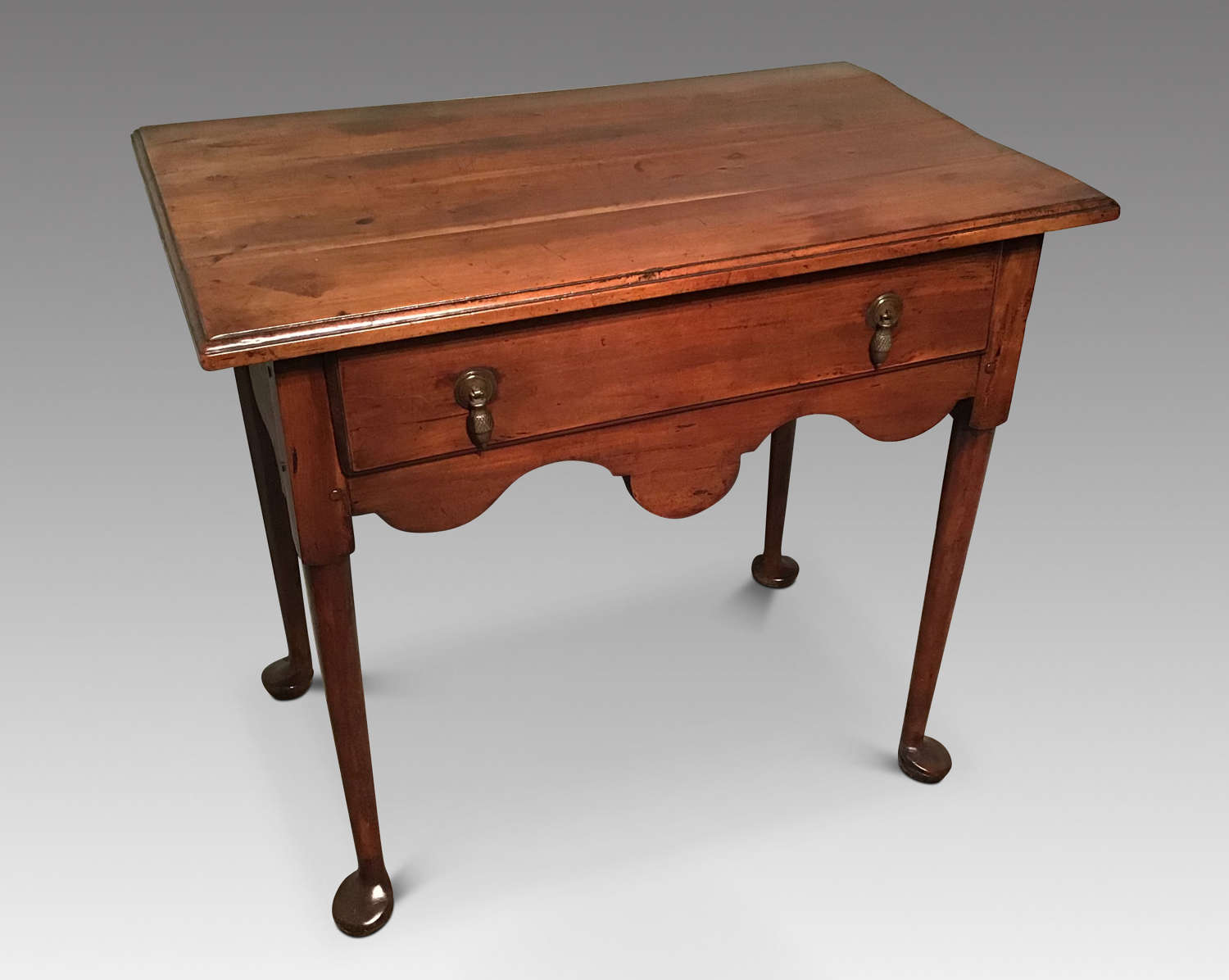 Fruitwood Sidetable