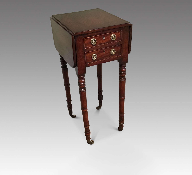 Small Pembroke table