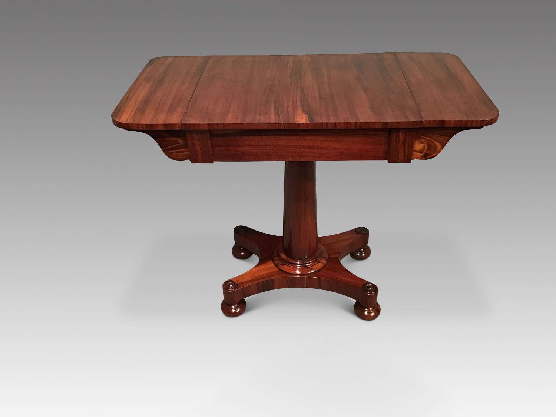 William IV Gonçalo Alves table