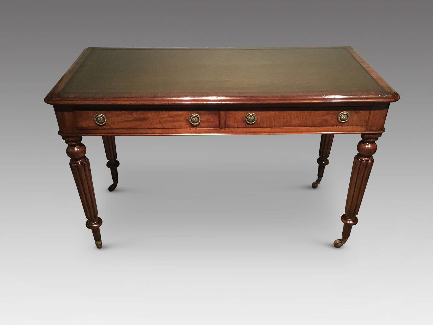 Victorian writing table