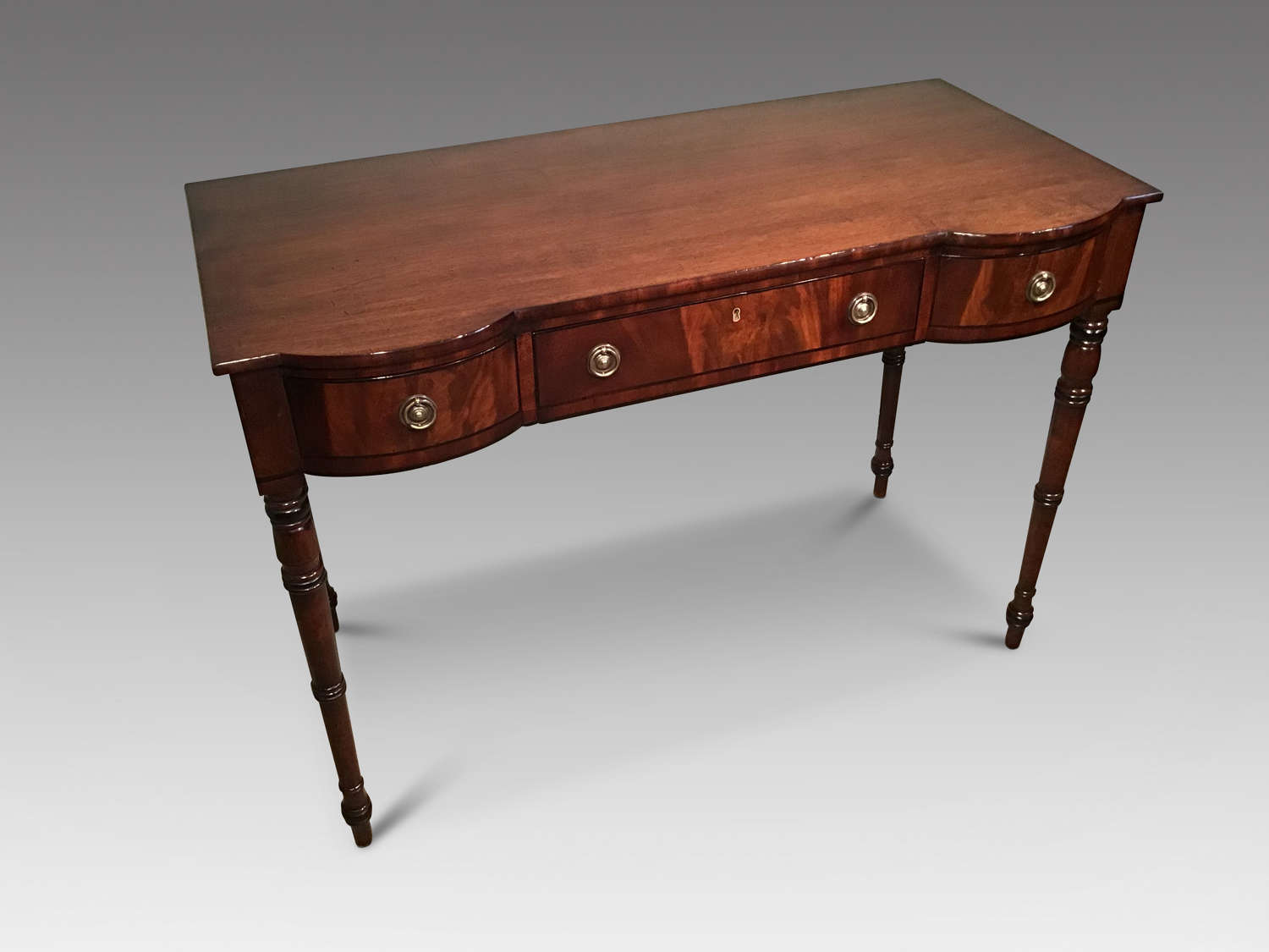 Antique Georgian dressing / writing table